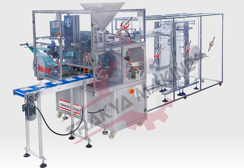 Custom Wet Wipe Machine Design / Custom Wet Wipe Machine